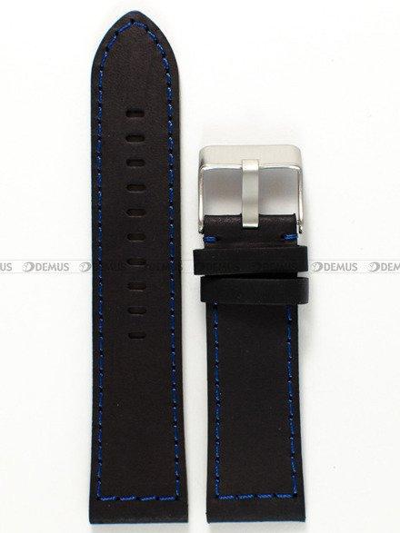Pasek skórzany do zegarka - Pacific W25.24.1.5 - 24 mm