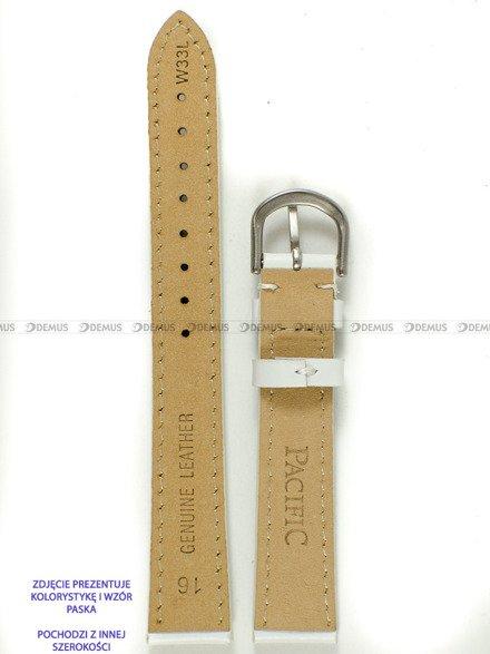 Pasek skórzany do zegarka - Pacific W33L.12.7.7 - 12 mm
