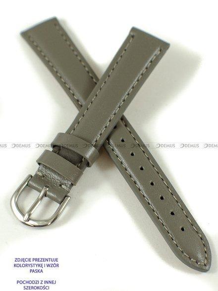 Pasek skórzany do zegarka - Pacific W33L.20.6.6 - 20 mm