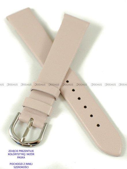 Pasek skórzany do zegarka - Pacific W36L.12.20 - 12 mm