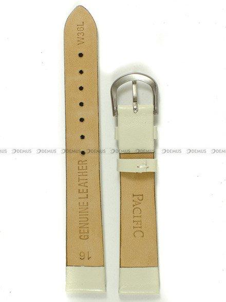 Pasek skórzany do zegarka - Pacific W36L.16.71 - 16 mm