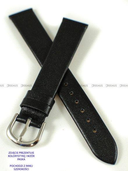 Pasek skórzany do zegarka - Pacific W36L.20.1 - 20 mm
