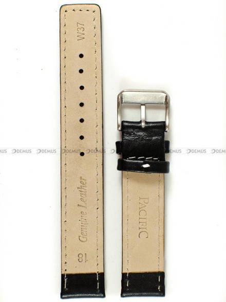 Pasek skórzany do zegarka - Pacific W37.18.1.7 - 18 mm