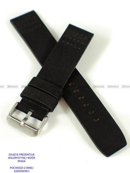 Pasek skórzany do zegarka - Pacific W39.24.1.1 - 24 mm