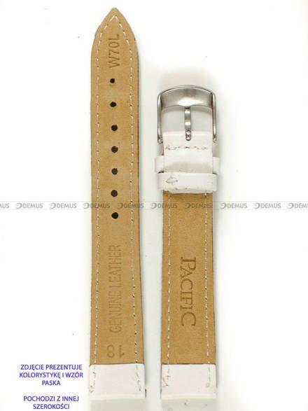 Pasek skórzany do zegarka - Pacific W70L.20.7.7 - 20 mm