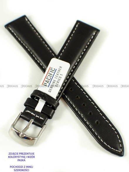 Pasek skórzany do zegarka - Pacific W70L.24.1.7 - 24 mm