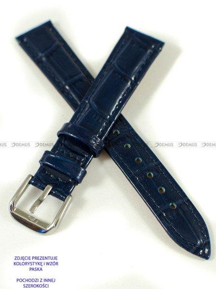 Pasek skórzany do zegarka - Pacific W75.12.5.5 - 12 mm