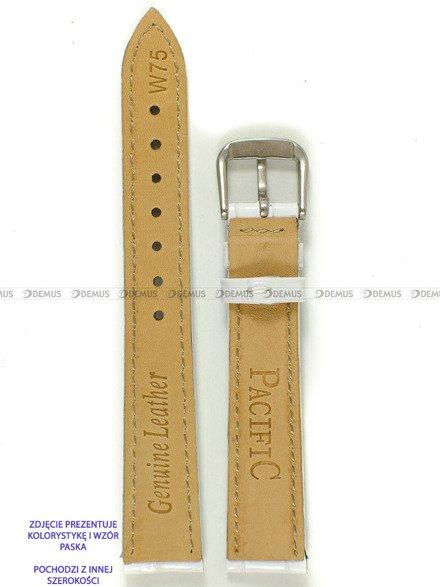 Pasek skórzany do zegarka - Pacific W75.18.7.7 - 18 mm