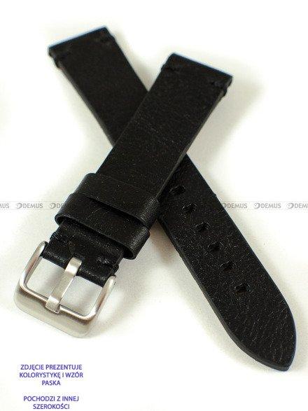 Pasek skórzany do zegarka - Pacific W88.22.1 - 22 mm