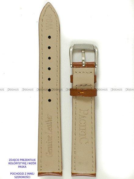 Pasek skórzany do zegarka - Pacific W94.12.3.3 - 12 mm