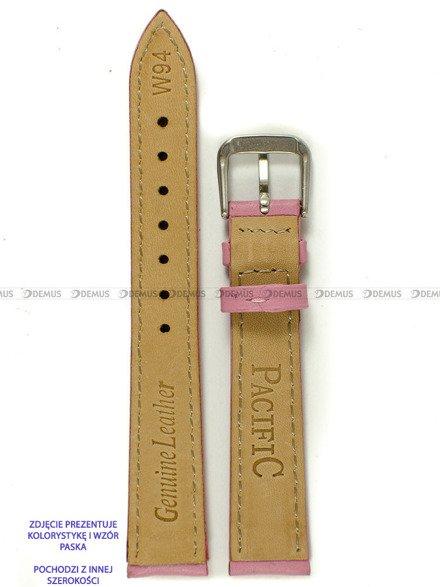 Pasek skórzany do zegarka - Pacific W94.18.21.21 - 18 mm
