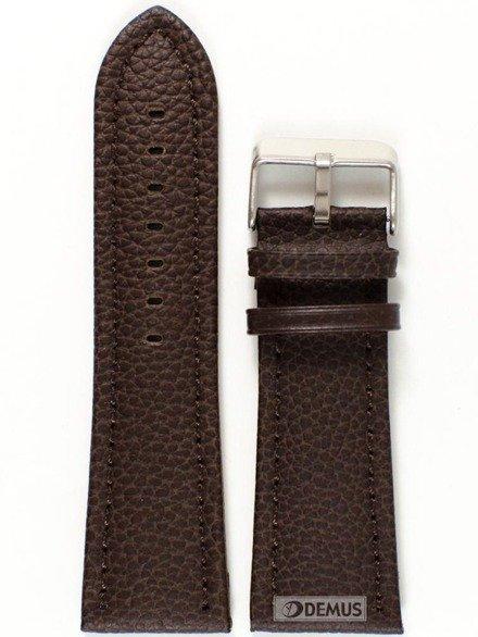 Pasek skórzany do zegarka - Tekla PT1.28.2.2 - 28 mm