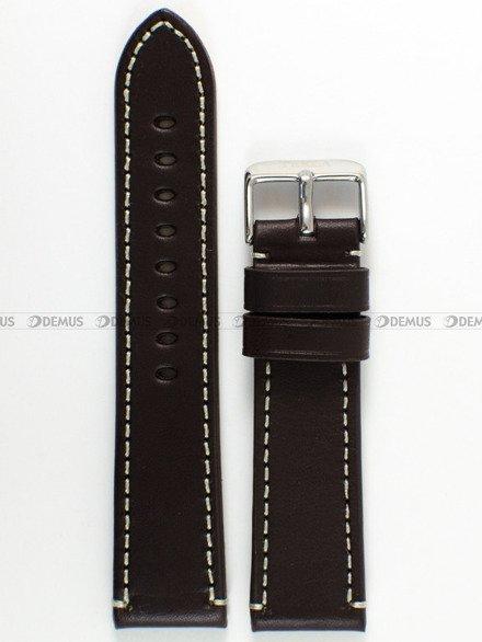 Pasek skórzany do zegarka - Tekla PT14.22.2.7 - 22 mm
