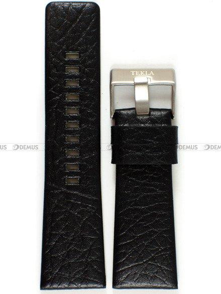 Pasek skórzany do zegarka - Tekla PT30.28.1 - 28 mm