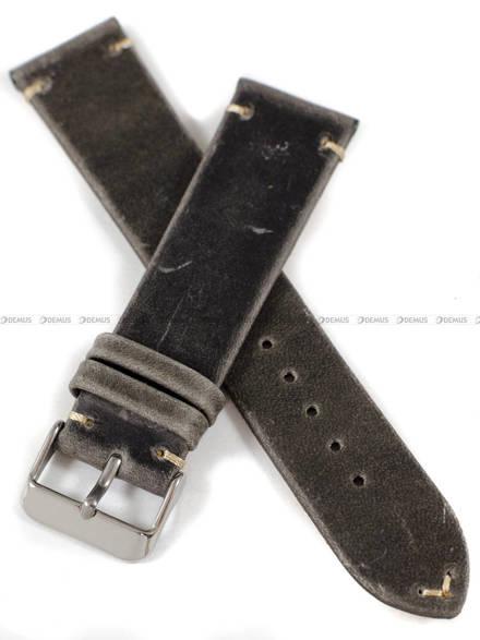 Pasek skórzany do zegarka - Tekla PT47.22.9.1 - 22 mm