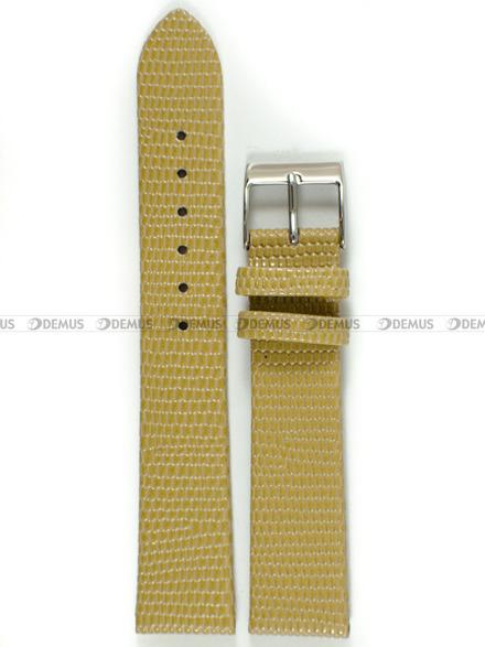 Pasek skórzany do zegarka - Tekla PT7.18.11 - 18 mm