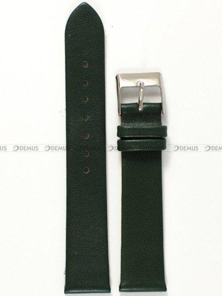 Pasek skórzany do zegarka - Tekla PT8.18.3 - 18 mm
