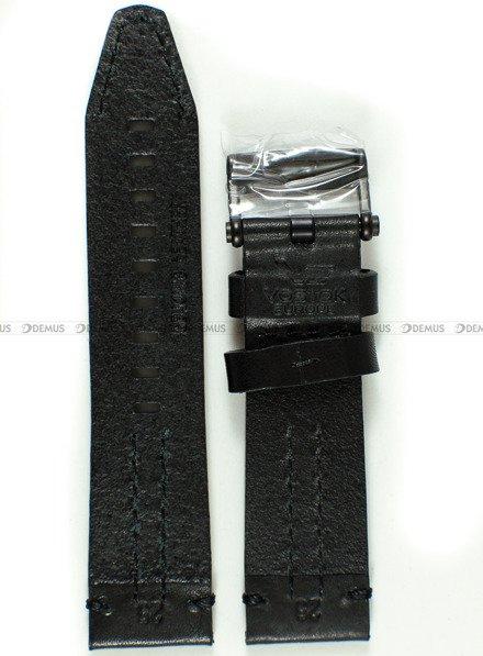 Pasek skórzany do zegarka Vostok Ekranoplan 2 - 25 mm