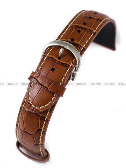 Pasek skórzany do zegarków Casio MTP-1303 - 20 mm