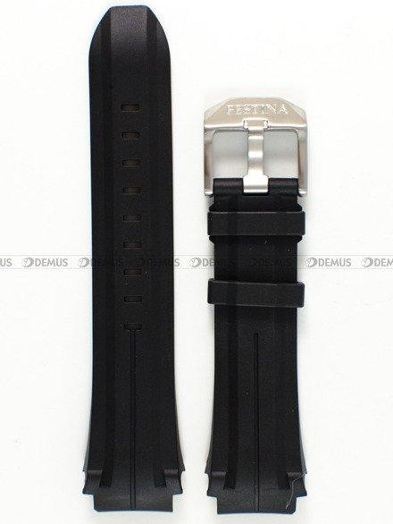 Pasek z tworzywa do zegarka Festina F16882 - P16882 - 20 mm