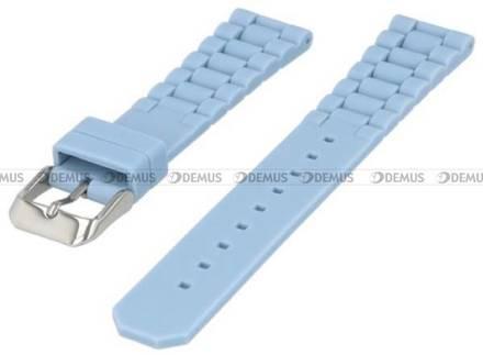Pasek z tworzywa do zegarka Lorus - RG237SX9 - 18 mm