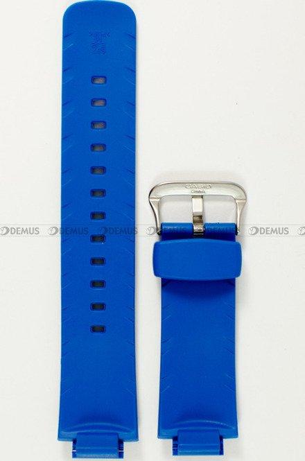Pasek z tworzywa do zegarków Casio G300C-2AV, G350C2AV - 16 mm