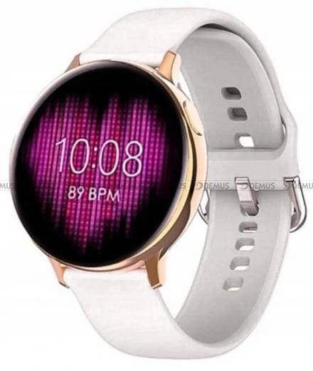 Smartwatch Pacific 24-5-RG-White