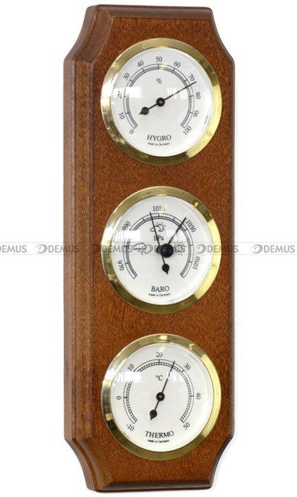 Stacja Pogody Barometr Termometr Higrometr - Demus SP3-BWA-G