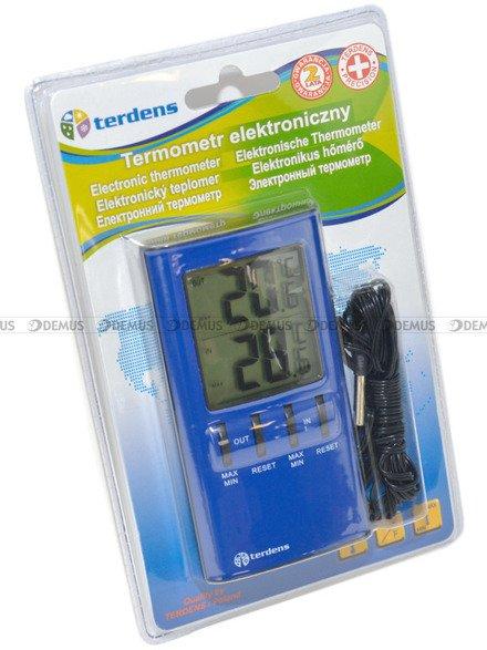 Termometr Terdens 1492-Blue