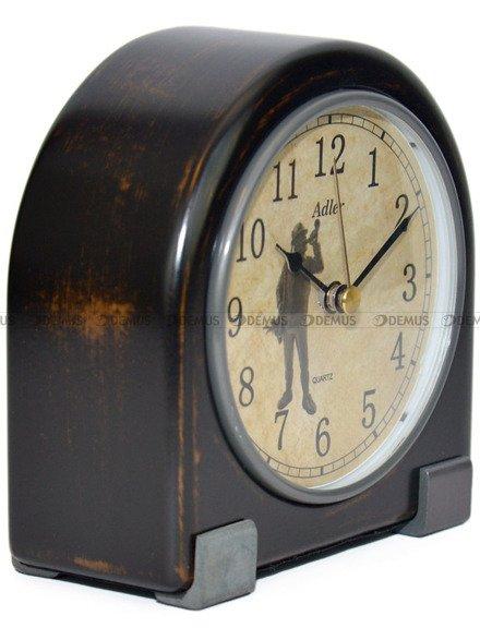 Zegar kominkowy Adler 22143-Wenge