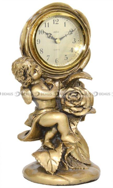 Zegar kominkowy figurka - Adler 80073G