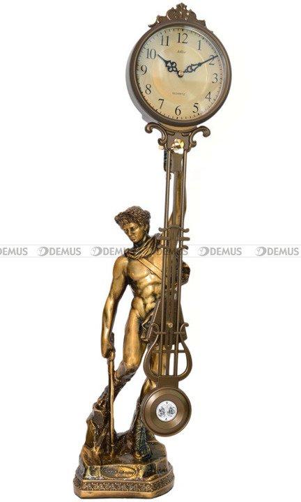 Zegar kominkowy figurka - Adler 80185G