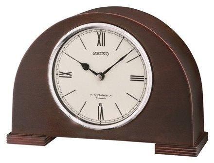Zegar kominkowy kwarcowy Seiko QXW239B