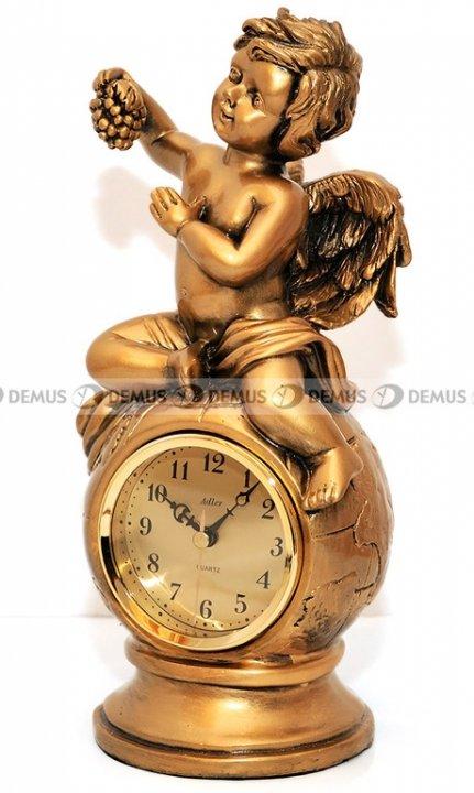 Zegar kominkowy kwarcowy figurka Adler 80181G
