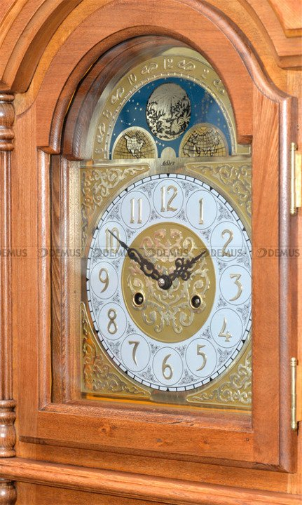 Zegar mechaniczny stojący Adler 10110-OAK2