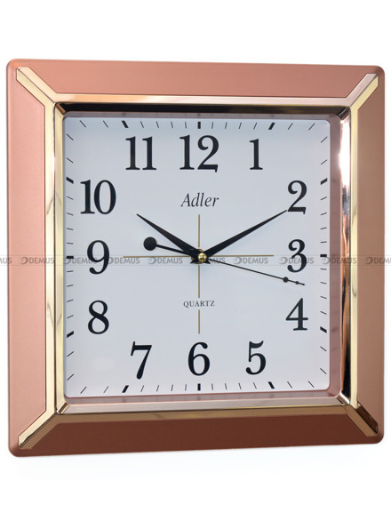 Zegar ścienny Adler 30111-RG