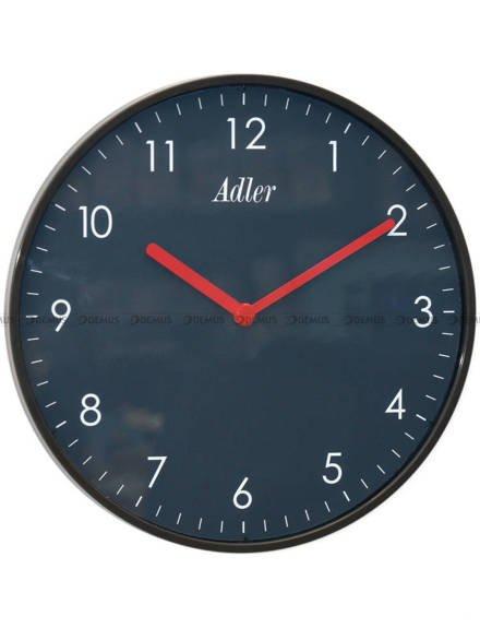 Zegar ścienny Adler 30165-Dark-Blue