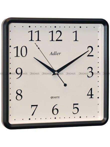 Zegar ścienny Adler 30168-Black