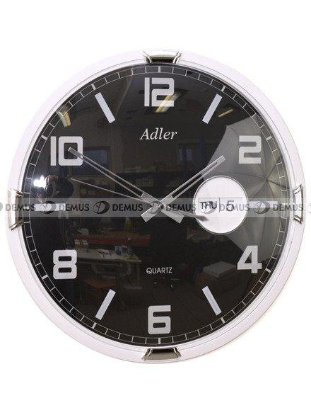 Zegar ścienny Adler PW184-1731-Czarny