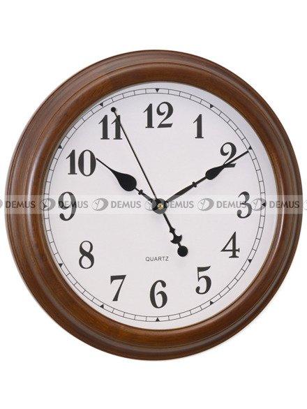 Zegar ścienny Demus 7378-BWA