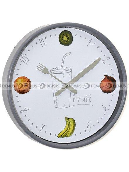 Zegar ścienny Demus EG6910B-PL-Fruit