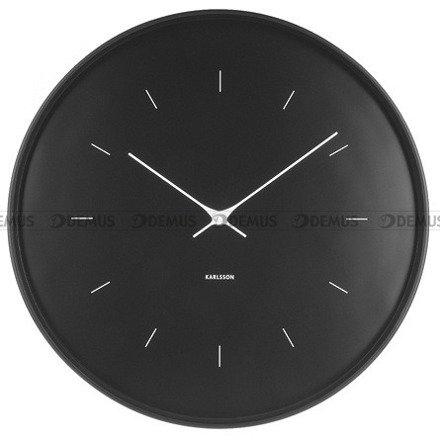 Zegar ścienny Karlsson KA5707BK