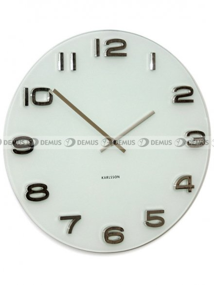 Zegar ścienny Karlsson Vintage KA4402