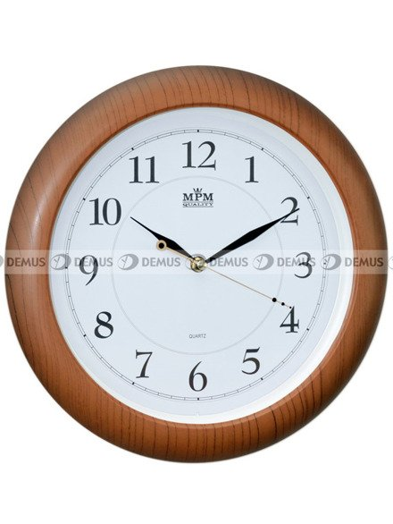 Zegar ścienny MPM E01.2413.50.SW