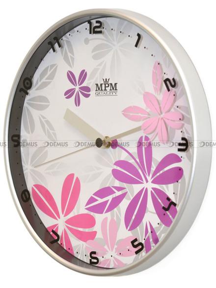 Zegar ścienny MPM E01.3087.7223