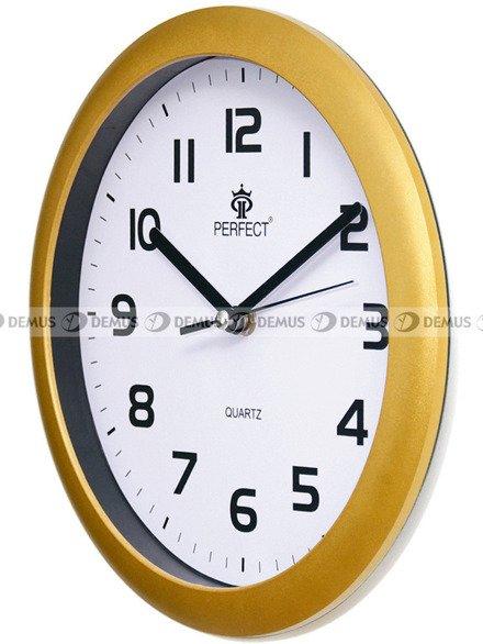 Zegar ścienny Perfect 7130-ZŁ