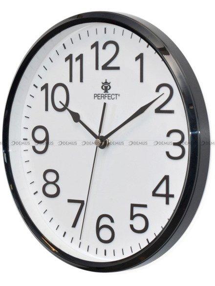 Zegar ścienny Perfect GWL683-P-BK