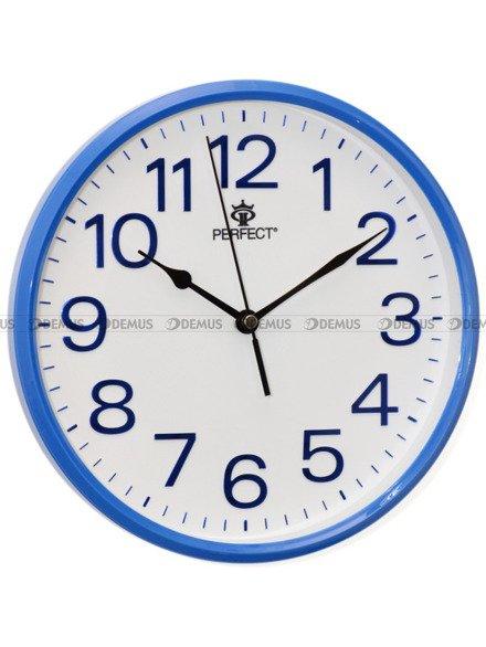 Zegar ścienny Perfect GWL683-P-BL