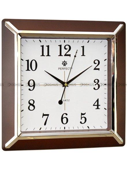 Zegar ścienny Perfect PW012-1700-BR