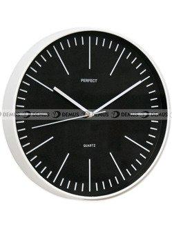 Zegar ścienny Perfect RS09723-Black